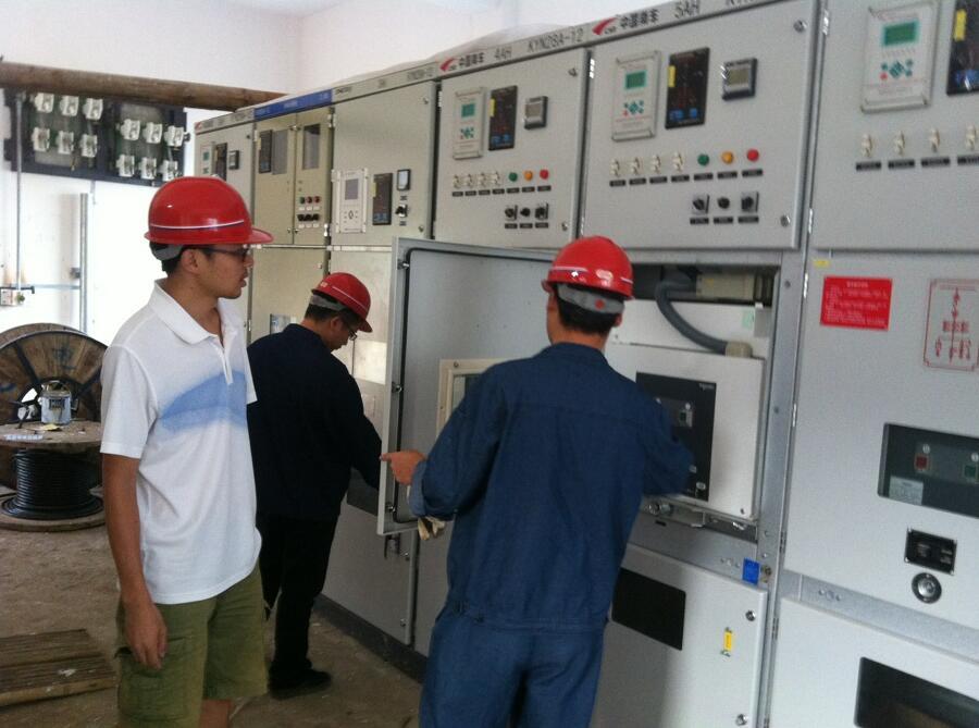 石门县二水厂自控工程