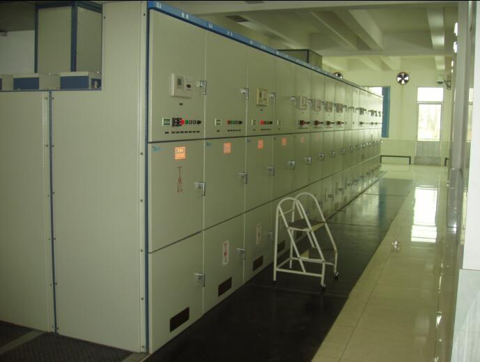 株洲市三水厂变配电站