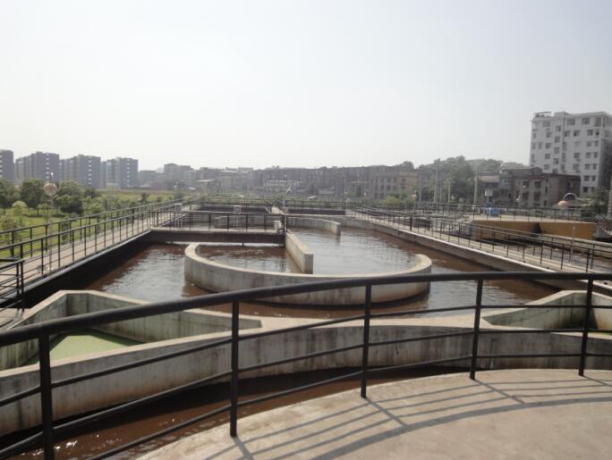 龙泉污水处理厂